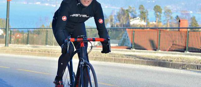Test av Racer sykler 2015.