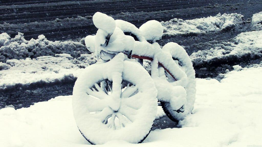 vintersykling