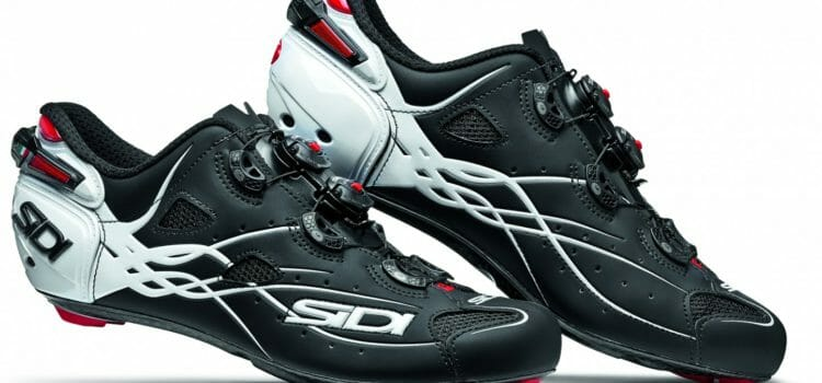 Racersko test: Sidi Shot