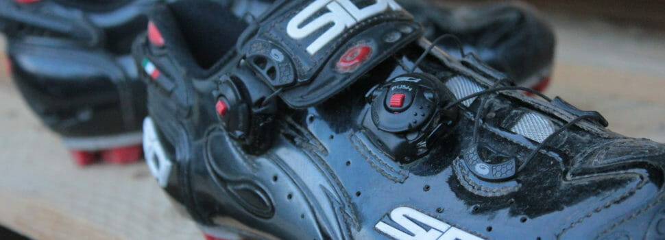 Test av sykkelsko: Sidi Drako SRS