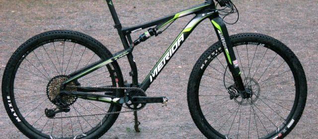 Test: Merida Ninety-Six 9 CF Team