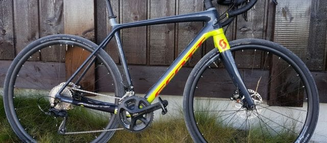 Test: Scott Addict Gravel 30 Disc