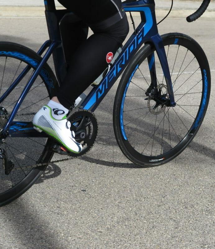 sykkel test