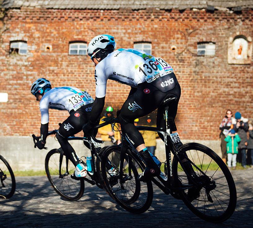 Vi har testet Castelli-sykkelshortsen til Team Sky
