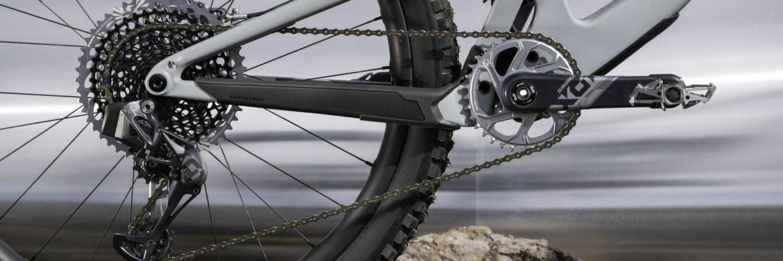 SRAM lanserer trådløse terrengsykkel-gir