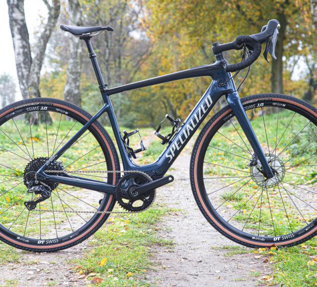 Ny motorisert gravelsykkel fra Specialized