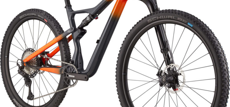 Test av Cannondale Scalpel Carbon 2 (2020)