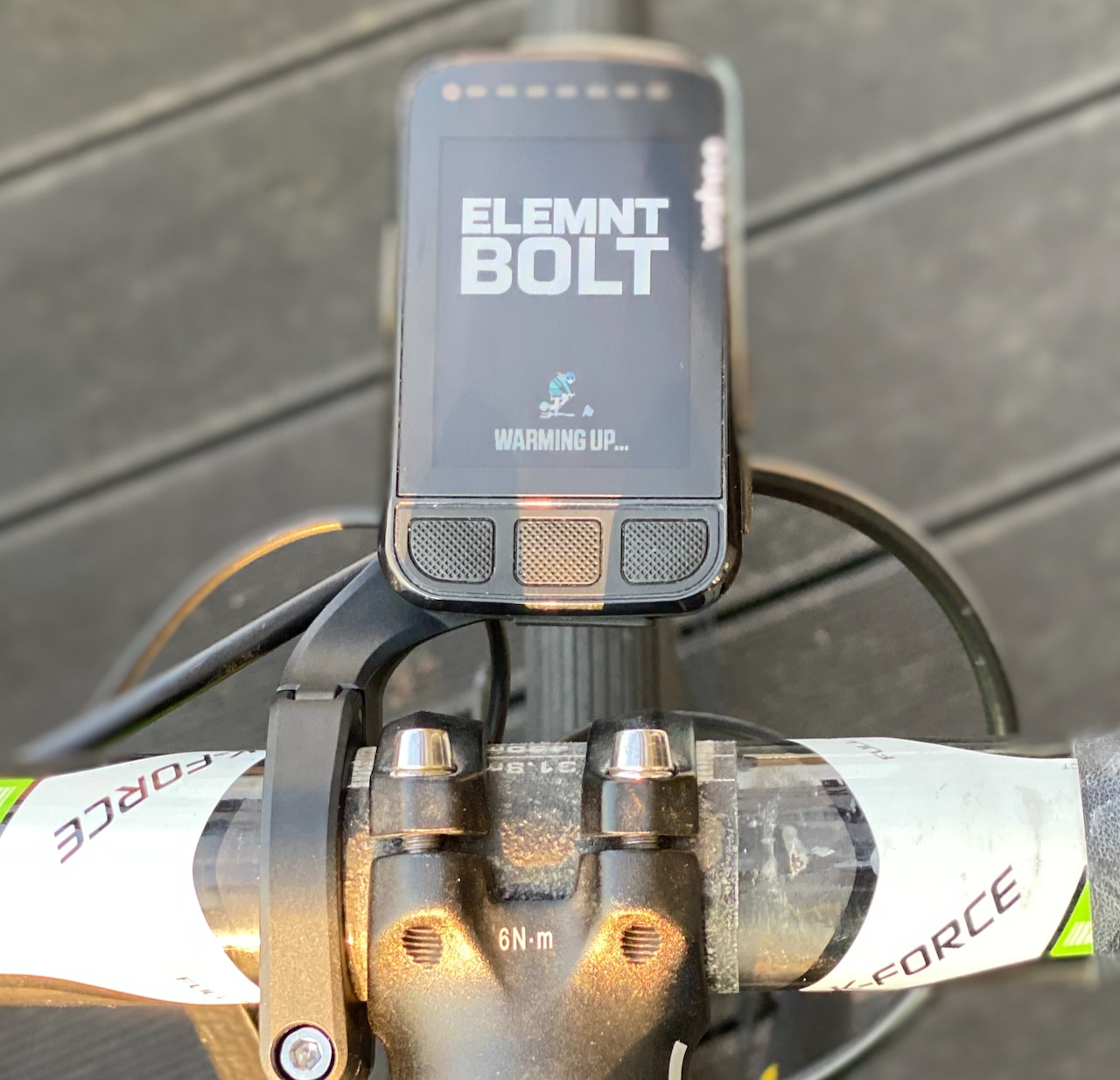 Test av Wahoo Elemnt Bolt sykkelcomputer