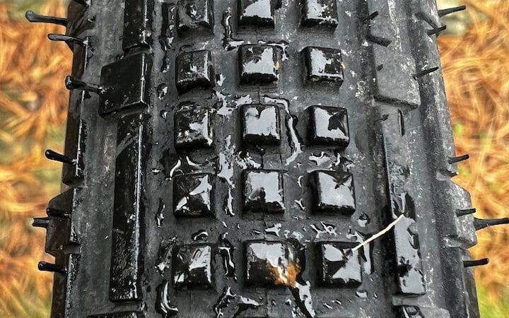 Dekktest: Panaracer Gravelking SK 38c